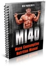 Mi40 nutrition manual