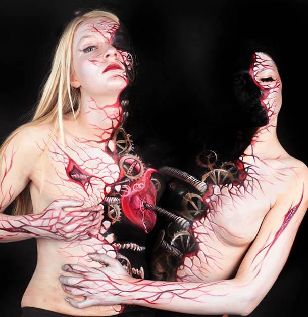 Gesine-Marwedel-body-painting