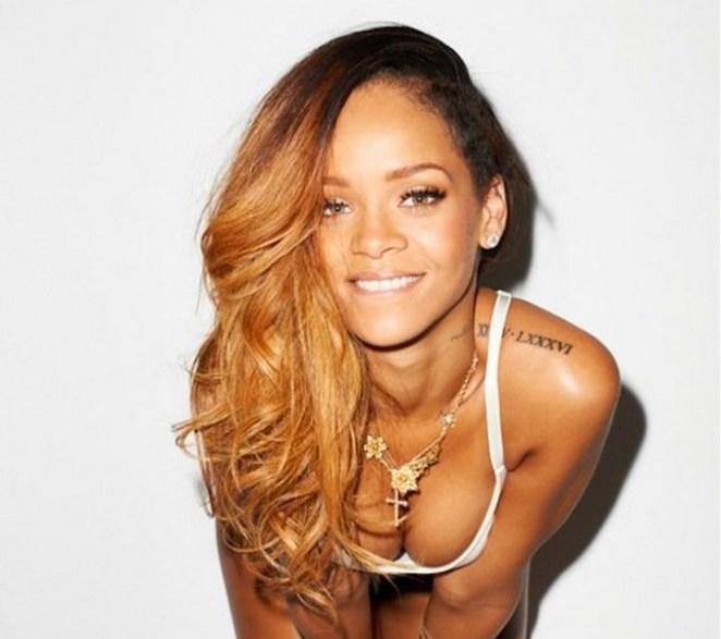 Rihanna Resim