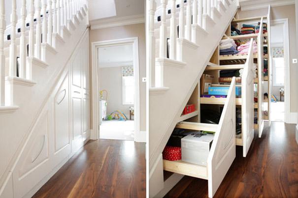 merdiven altı kullanma