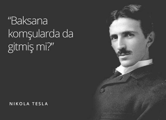 Tesla komik