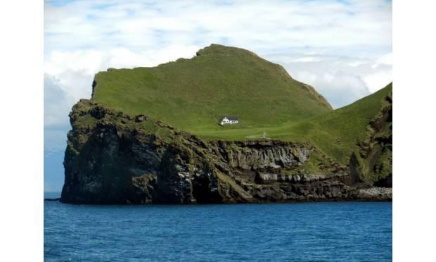 İzlanda Yalnız Ev