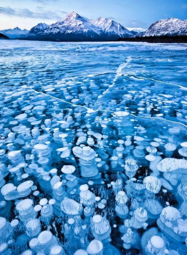 Abraham Gölü, Kanada