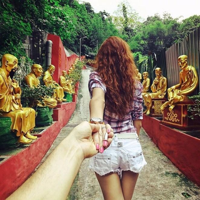 Fotoğrafçının kız arkadaşı 2