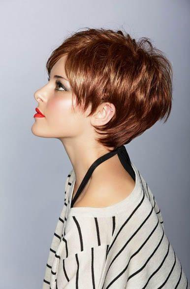 Kızıl-kısa-saç-modeli