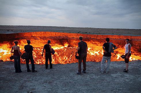 Kazakistan-Cehennem-kapısı