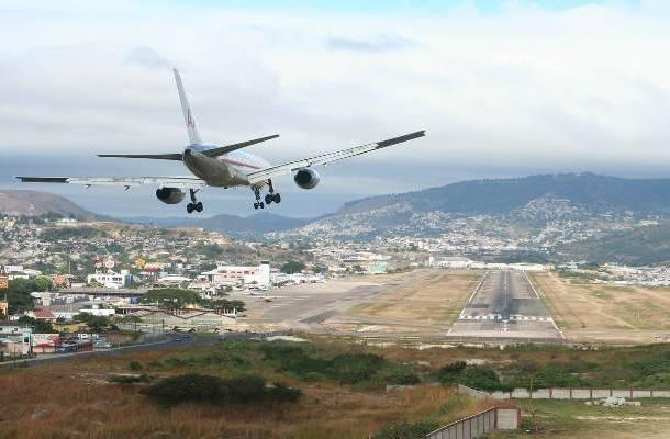 Toncontin Havalimanı, Honduras