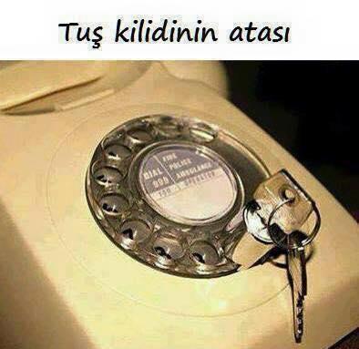 eski telefon