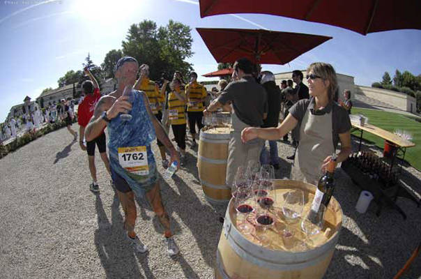 şarap koşusu