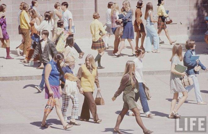 1969 yılı amerika gençler