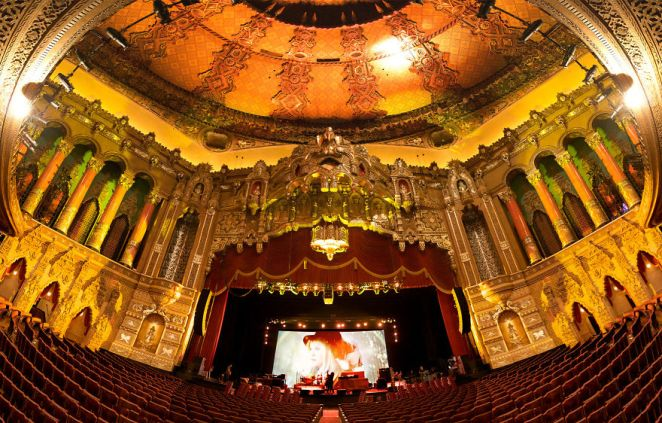 Fox Theater, Detroit, ABD