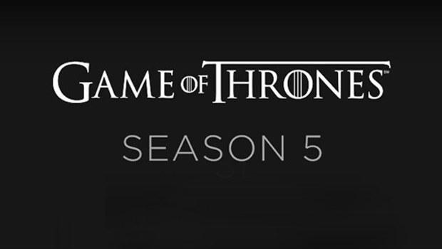 Game of Thrones 5. sezon ne zaman başlayacak