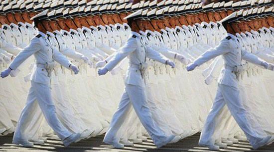 Ordu yürüyüşü