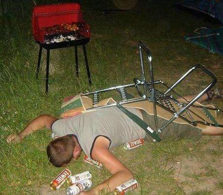 fazla bira sarhoş