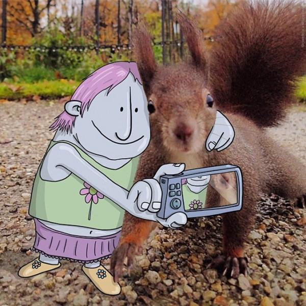 komik-instagram-fotoüğrafları