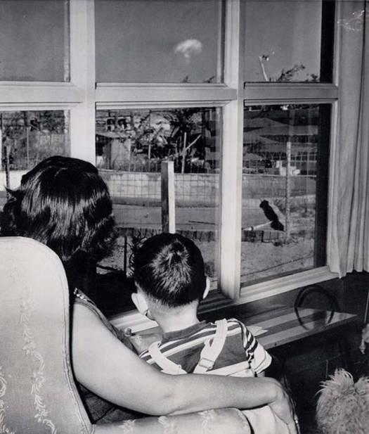las vegastaki atom bombası deneyi