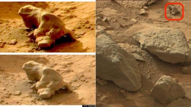 mars fotoğrafları