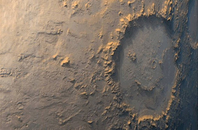 marsta bulunanlar
