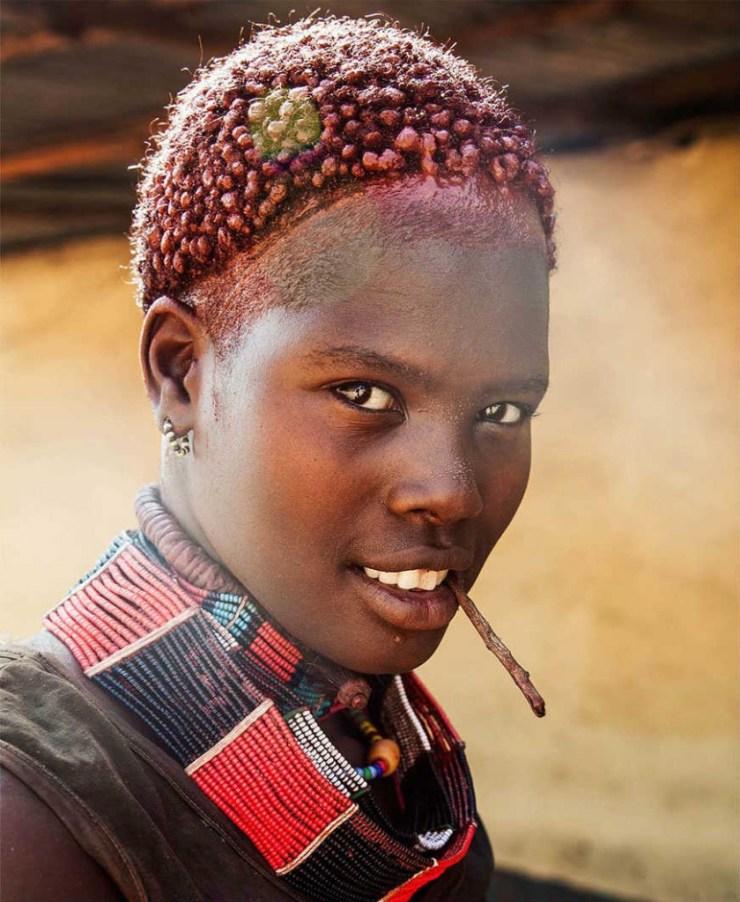 Etiyopya kadın