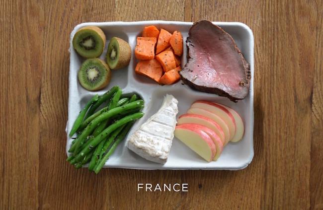 Fransa yemek