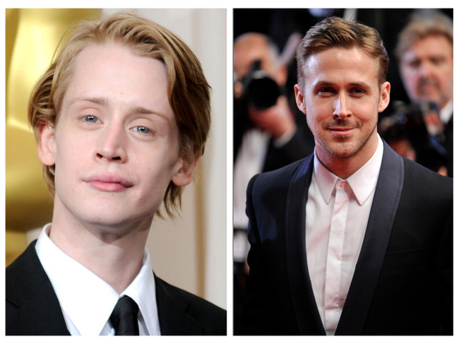 Macaulay Culkin and Ryan Gosling