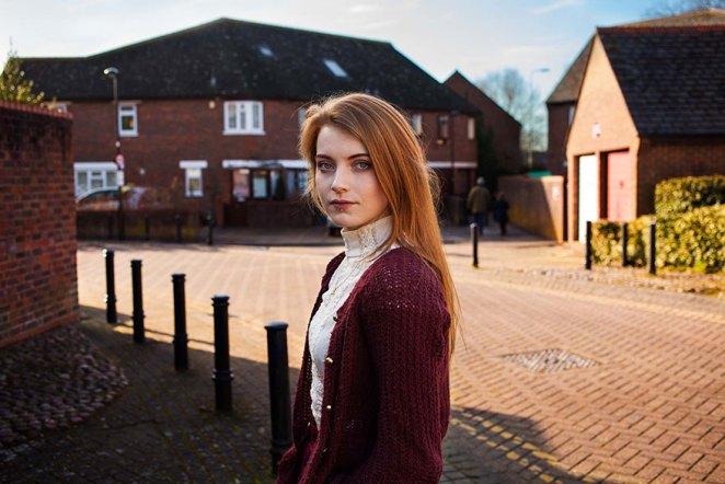 Oxfordlu kız