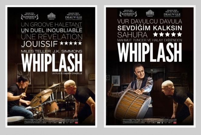 Whiplash Türkçe Afiş