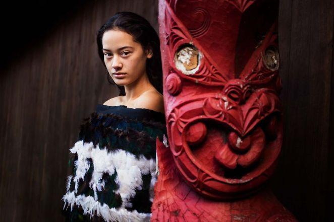 Yeni Zelandalı kadın