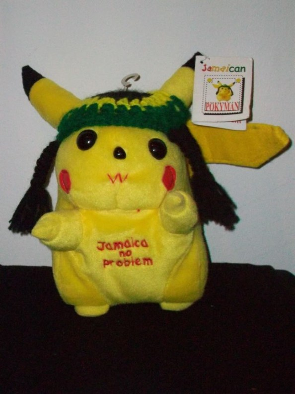 jamika pikachu