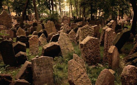 prag-yahudi-mezarlığı