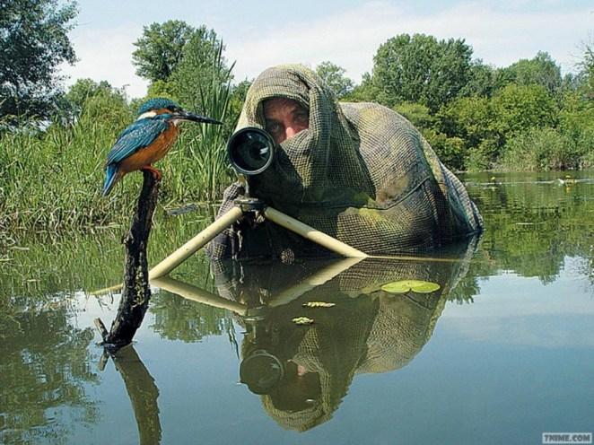 zor şartlarda fotoğrafçılık