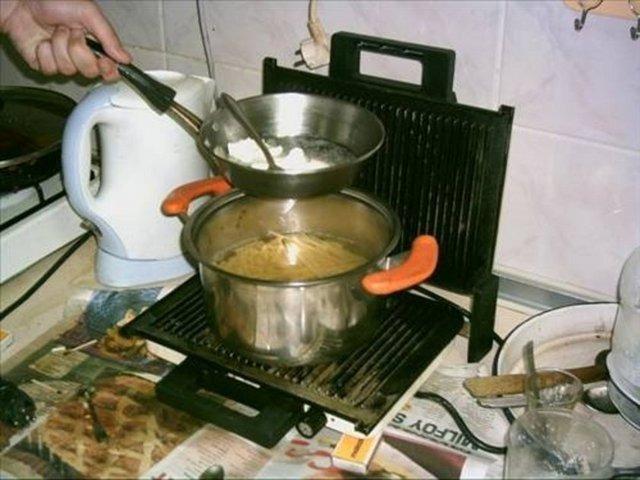öğrenci evi yemek nasıl yapışır