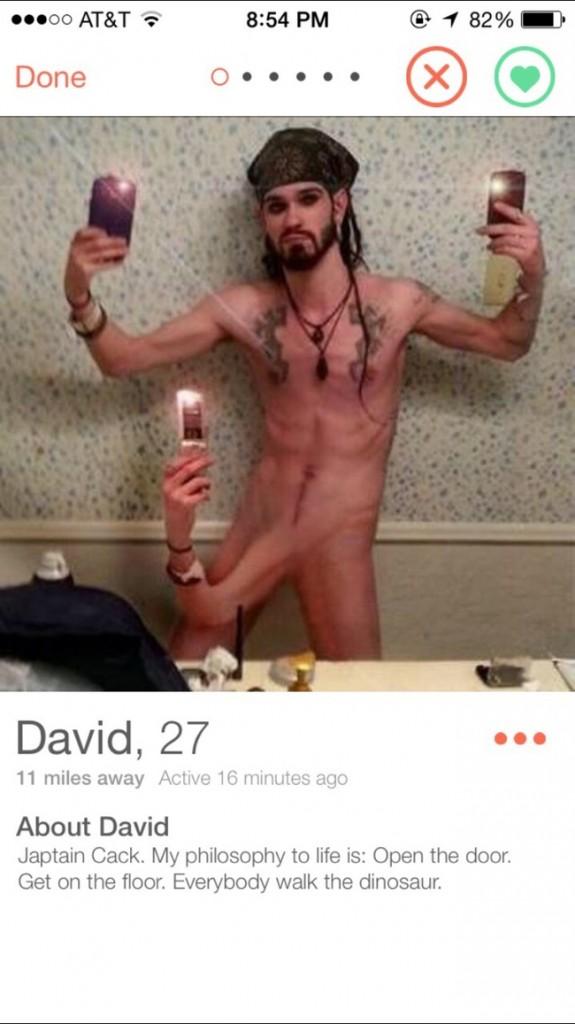 İlginç Tinder Profil fotoğrafları -13
