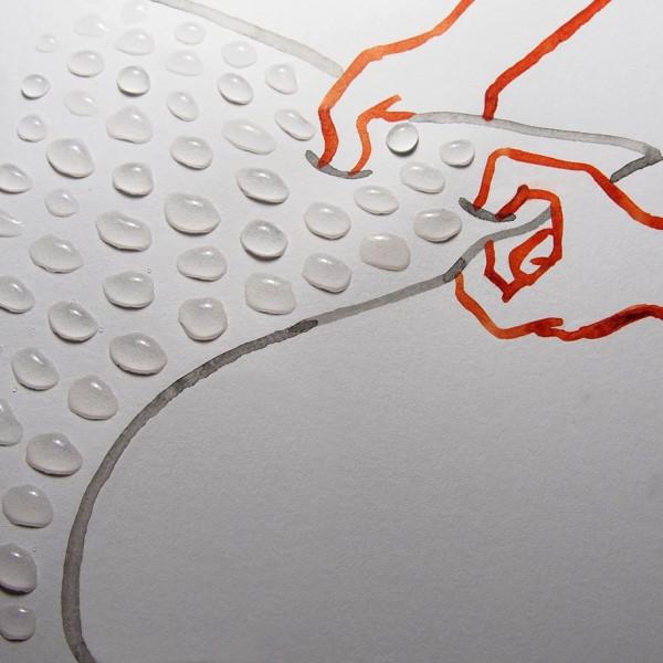 Christoph Niemann basit  yaratıcı çizimler