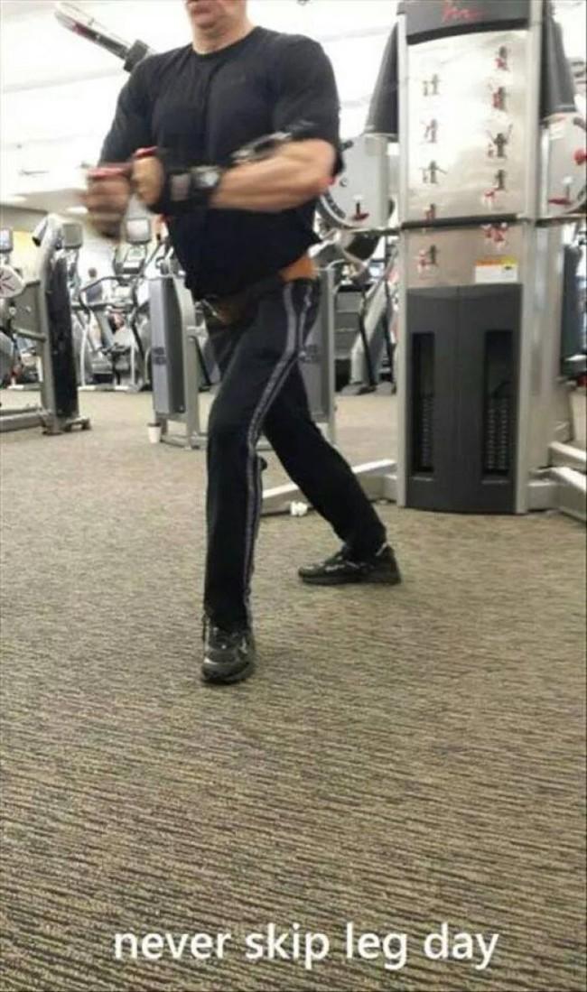 body'de bacak çalıştırmamak -7