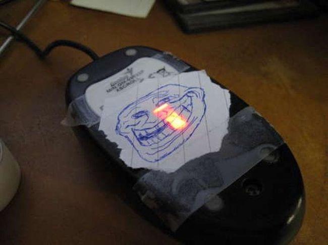 mouse 1 şakası