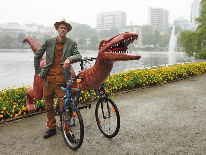 Dinazordan bisiklet yapmak 7