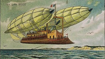 Uçan gemi