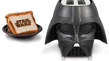 Darth Vader Tost Makinesi