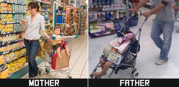 Anne ve Baba Arasındaki farklar10
