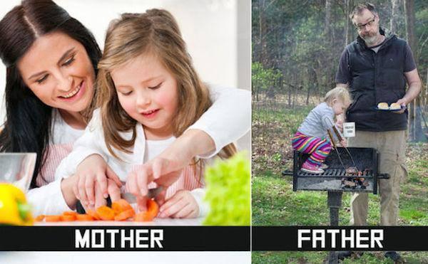 Anne ve Baba Arasındaki farklar3