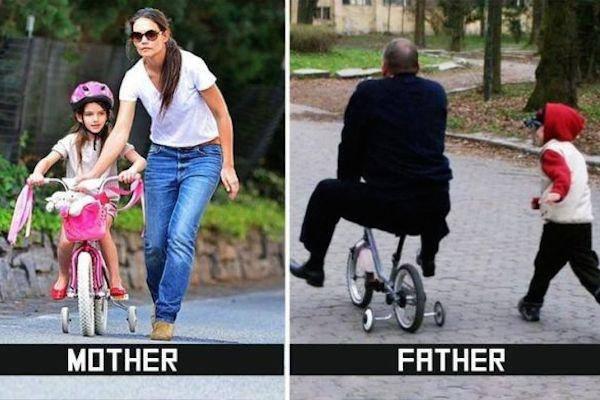 Anne ve Baba Arasındaki farklar8