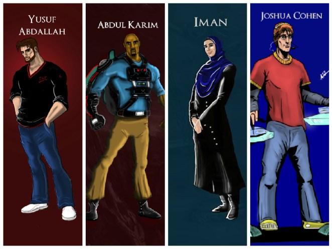 Buraaq kahramanlar
