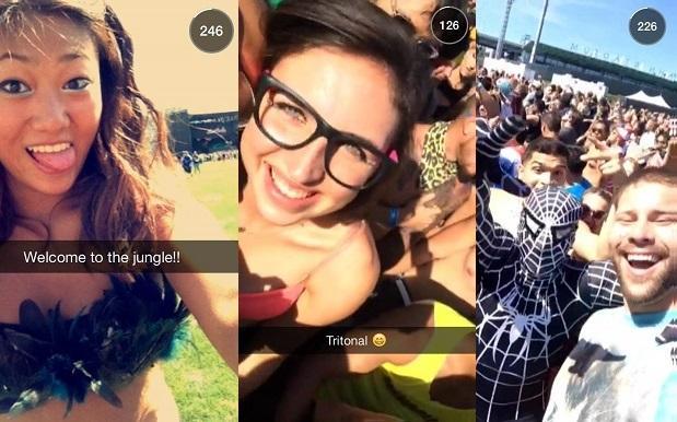 Snapchat hikaye süresi