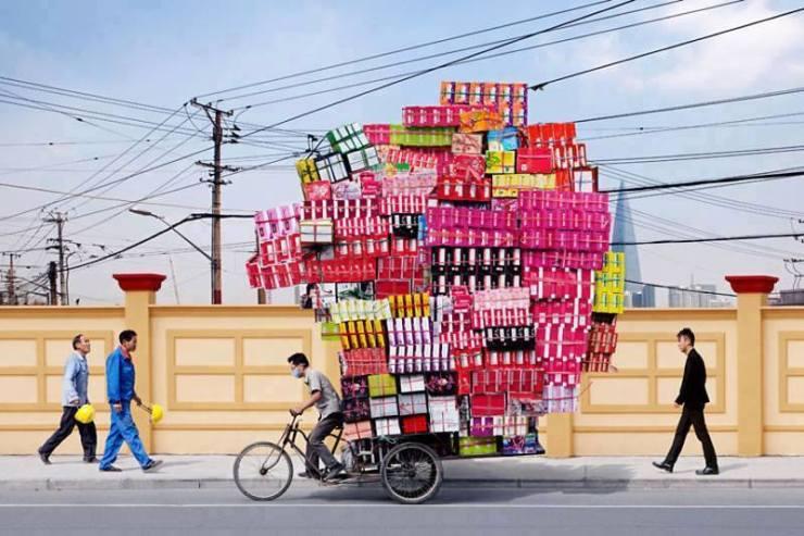 bisiklet taşımacılıgı