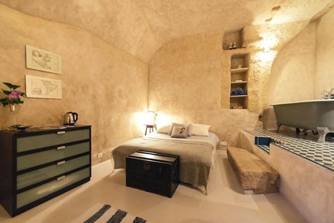 Fransa 1 euroluk mağaradan ev 55