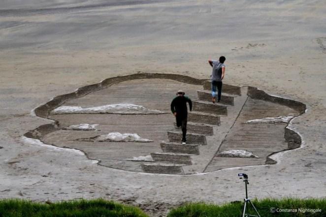 Plajda 3D kumdan kale 5