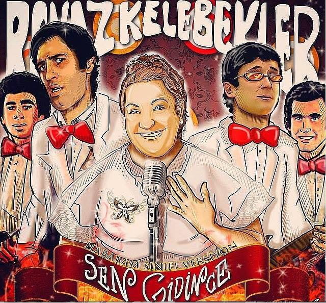 adile nasşit  çizim türk sineması
