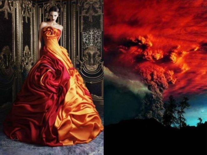 moda ve doğa