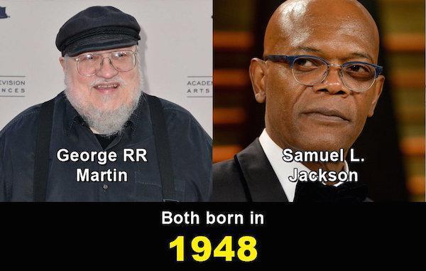Aynı yaşta olduklarına inanamayacağınız ünlüler 5